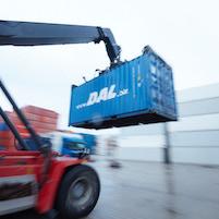 Was Container vom Frachter nach Hause funken