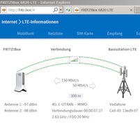 Wer aus LTE einen WLAN-Hotspot macht