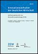 Indikatorenbericht zur Innovationserhebung 2006 desZEW