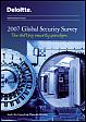 Deloitte-Studie 'Global Security-Studie'