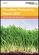 Studie 'Proudfoot Productivity Report 2007′ (Quelle: proudfoot consulting)