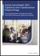 Studie 'Soziale Gerechtigkeit 2007′ der Bertelsmann Stiftung