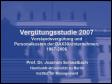 Vergütungsstudie 2007