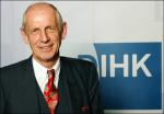 Ludwig Georg Braun, Präsident des DIHK (Quelle: DIHK)