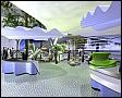 Bürolandschaft der Zukunft
