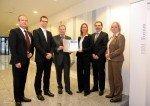 BSI verleiht Zertifikat für XML-Signatur