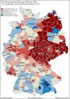 Bevölkerungsentwicklung Deutschlands
