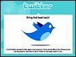 Zwitschern mit Twitter