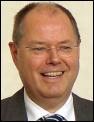 Bundesfinanzminister Peer Steinbrück (SPD)