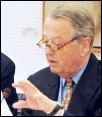 Arend Oetker, Präsident des Stifterverbandes
