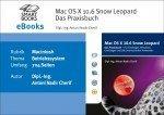 Mac OS X 10.6 Snow Leopard: Das Praxisbuch