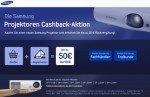 Samsung Cashback-Aktion