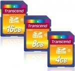 Transcend Ultimate Class-10-SDHC