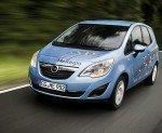 Forschungsfahrzeug Elektro-Meriva von Opel