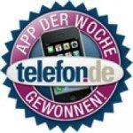 Telefon.de - App der Woche