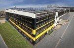 Plusenergie-Industriegebäude