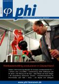 phi – Produktionstechnik Hannover informiert