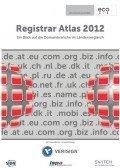 Registrar Atlas 2012