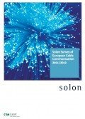 Solon Survey of European Cable Communication 2011–2012