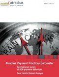 Atradius Payment Practices Barometer: Core results Eastern Europe, © Atradius