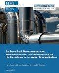 Download Sachsen Bank Branchenszenarien Mitteldeutschland: Zukunftsszenarien für die Fernwärme in den neuen Bundesländern