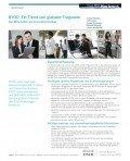 Cisco IBSG Horizons: BYOD – Ein Trend von globaler Tragweite
