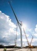 Windturbine mit dem weltgrößten Rotor nimmt den Betrieb auf, © Siemens