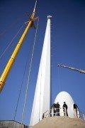 Windenergie vom TimberTower-Holzturm, © TimberTower GmbH, Hannover