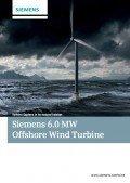 6.0 MW Offshore Wind Turbine SWT-6.0, © Siemens