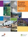 Emerging Trends in Real Estate Europe 2013, ©ULI/PwC