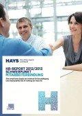 HR-Report 2012/2013, ©Hays