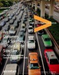 2012 Acenture Global Consumer Pulse Research Study: Are Your Customers on a Speedway or Stuck in the Slow Lane? (© Accenture)