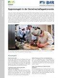 Hygieneregeln in der Gemeinschaftsgastronomie, © BfR/aid infodienst
