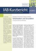 IAB Kurzbericht 21/2013, © IAB