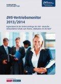 DVS-Vertriebsmonitor 2013/2014, © Haufe-Akademie 2013
