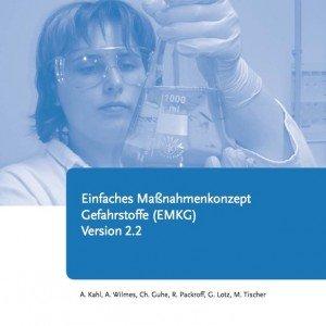 Einfaches Maßnahmenkonzept Gefahrstoffe (EMKG) 2.2, © BAuA