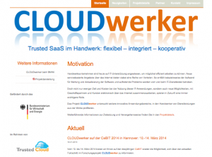 CLOUDWerker, © CAS Software AG