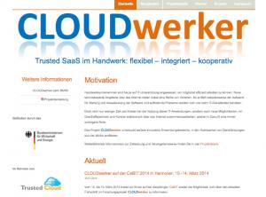 CLOUDWerker, © CAS Software AG
