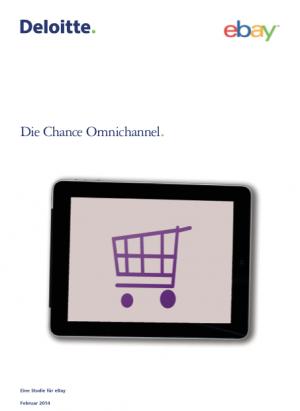 Die Chance Omnichannel, © eBay/Deloitte