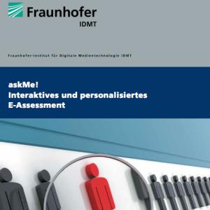 askMe!, © Fraunhofer IDMT