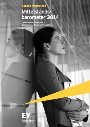 Mittelstandsbarometer 2014, Ernst & Young