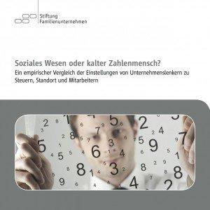 Soziales Wesen oder kalter Zahlenmensch?, © Stiftung Familienunternehmen