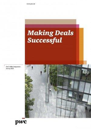 Makind Deals Successful, © PwC