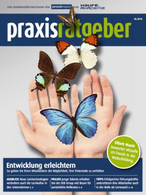 Praxisratgeber: Entwicklung erleichtern, © Haufe Akademie GmbH & Co. KG