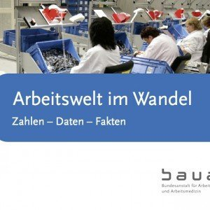Arbeitswelt im Wandel, © Bundesanstalt für Arbeitsschutz und Arbeitsmedizin (BAuA)