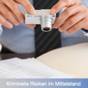Kriminelle Risiken im Mittelstand, © Result Group