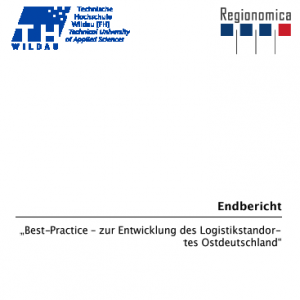 Endbericht: Best-Practice – zur Entwicklung des Logistikstandortes Ostdeutschland, © Beauftragte der Bundesregierung für die neuen Bundesländer