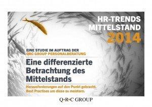 HR-TRENDS MITTELSTAND 2014 - Eine differenzierte Betrachtung des Mittelstands