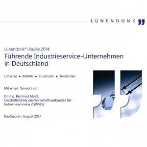 Lünendonk-Studie 2014: Führende Industrieservice-Unternehmen in Deutschland (Vorschau), © Lünendonk GmbH