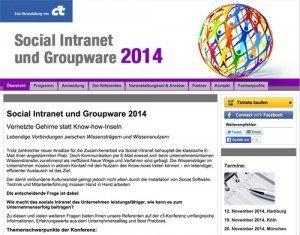 Social Intranet und Groupware 2014 (©Heise Zeitschriften Verlag)